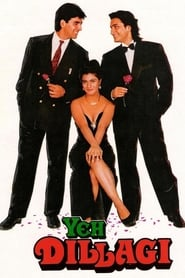 Poster Yeh Dillagi 1994