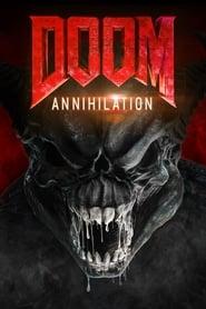 Poster Doom: Annihilation 2019
