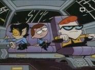 El laboratorio de Dexter 2x37