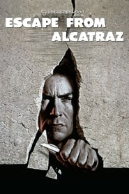 Poster for Escape from Alcatraz
