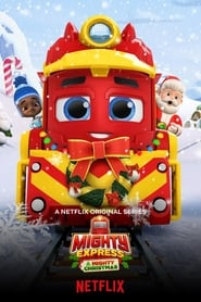 Mighty Express: A Mighty Christmas (2020) poster
