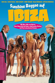 Poster Sunshine Reggae auf Ibiza 1983