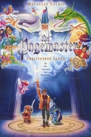 Poster The Pagemaster 1994