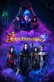 Descendants 3 – 2019 Movie AMZN WebRip Dual Audio Hindi Eng 300mb 480p 1GB 720p