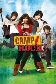 Poster Camp Rock 2008