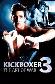 Poster Kickboxer 3: The Art of War 1992