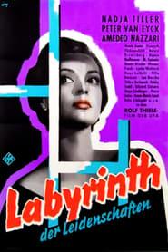 Poster Labyrinth 1959