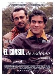 Poster The Consul of Sodom 2009