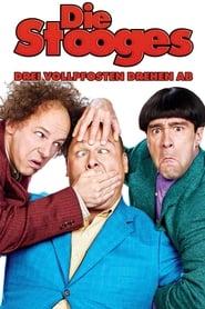 Die Stooges – Drei Vollpfosten drehen ab [2012]