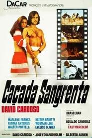 Poster Caçada Sangrenta 1974