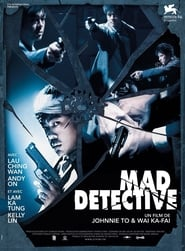 Mad Detective   poster