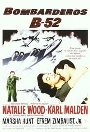Bombarderos B-52 1957