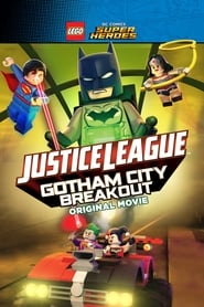 Image LEGO DC Comics Super Heroes: Justice League – Gotham City Breakout (2016)