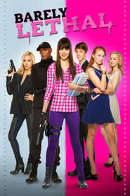 Poster Barely Lethal 2015