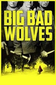 Poster Big Bad Wolves 2013