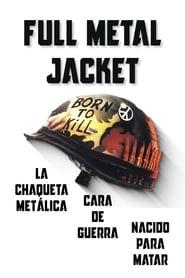 Cara de Guerra (1987) | Full Metal Jacket | La chaqueta metálica
