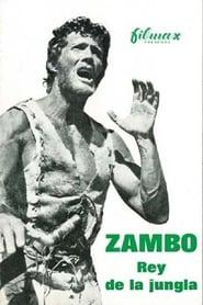 Poster Zambo, King Of The Jungle 1972