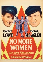 No More Women 1934