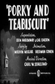 Porky prend un thé biscuit 1939