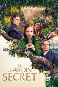 Poster Le jardin secret 2020