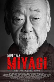 More Than Miyagi: The Pat Morita Story (2021) poster