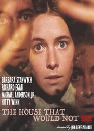 The House That Would Not Die (1970)