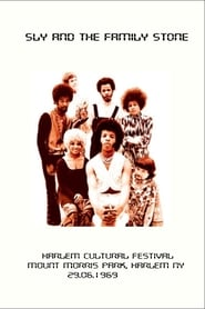 Sly & The Family Stone: Harlem Cultural Festival '69 1969