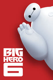 Big Hero 6 (2014) DVDrip Español Latino
