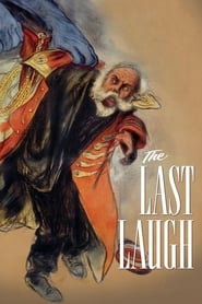 Poster The Last Laugh 1924