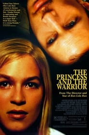 Poster for The Princess and the Warrior