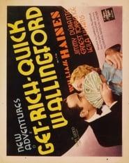 Affiche de Film New Adventures of Get Rich Quick Wallingford