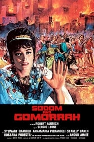 Sodom and Gomorrah poster