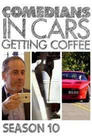 Comedians in Cars Getting Coffee: Season 10