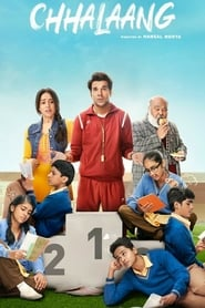 Chhalaang (2020) Hindi AMZN WEB-DL 200MB – 480p, 720p & 1080p | GDRive