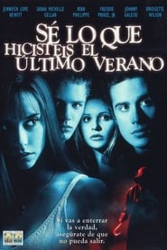 Sé lo que hicisteis el último verano (1997) | I Know What You Did Last Summer
