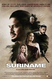 Poster Suriname 2020