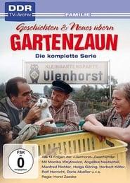 Poster Geschichten übern Gartenzaun 1985