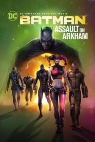 Batman: Assault on Arkham (2014) Watch Online Free