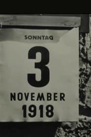 3. November 1918