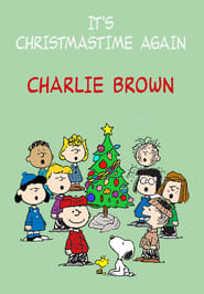 Poster It's Christmastime Again, Charlie Brown 1992