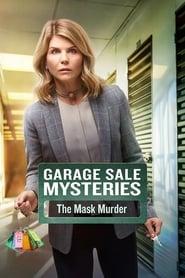 Poster Garage Sale Mysteries: The Mask Murder 2018