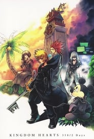 Poster of Kingdom Hearts: 358/2 Days