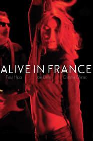 Poster Alive in France