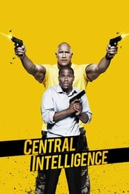 Poster for Central Intelligence
