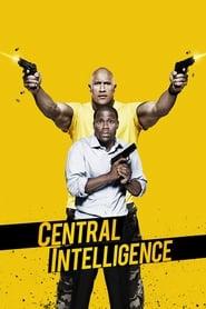 Poster Central Intelligence 2016