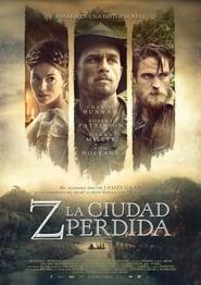 Z la ciudad perdida HD 720p Latino Mega Online