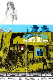 Poster The Good Guys and the Bad Guys 1969