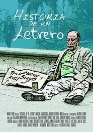 فيلم Historia de un letrero مترجم