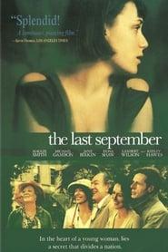 Poster The Last September 2000