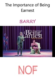 The Importance of Being Earnest - BARRY 2019